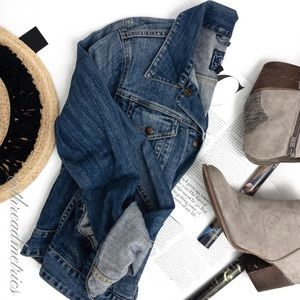 L U C K Y Brand • Sabrina Denim Jacket